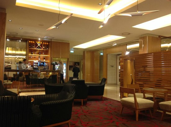 DoubleTree by Hilton Hotel Dublin - Burlington Road: Первый этаж