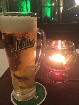 Restaurant Agalma: Mythos Beer
