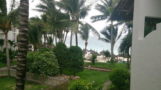 Veranda Palmar Beach: vue de notre chambre