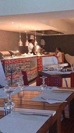 Veranda Palmar Beach: salle à manger