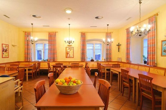 JUFA Hotel Murau: Breakfast room / restaurant