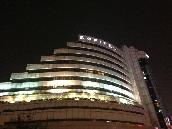 Sofitel Xian on Renmin Square : ホテル全景