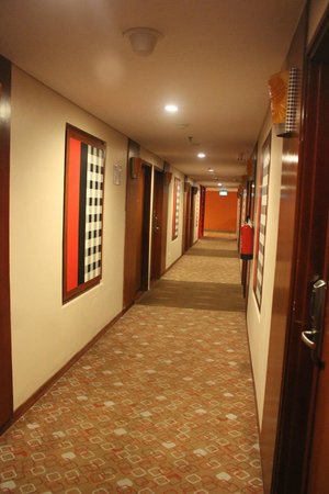 Ibis Bali Kuta: the hotel