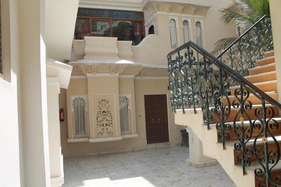 Rampratap Palace: hotel