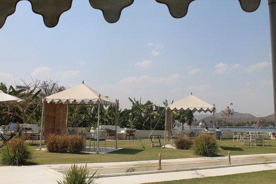 Rampratap Palace: dinning view
