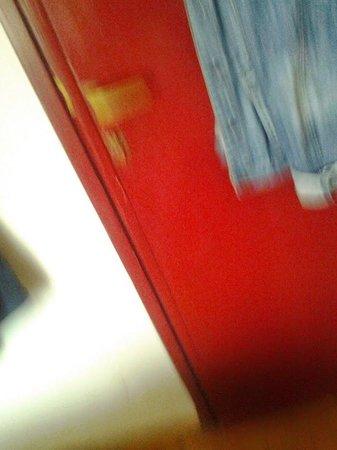 Colibri: porta camere