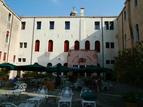 Palladio Hotel & Spa : 中庭