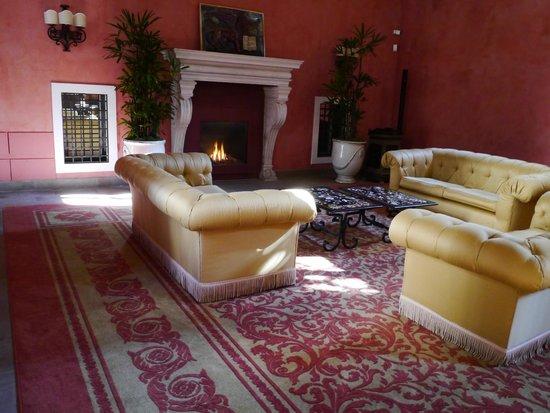 Palladio Hotel & Spa : ロビー