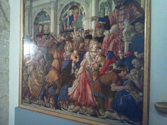 Complesso Museale Santa Maria della Scala: La Strage degli Innocenti di Matteo di Giovanni