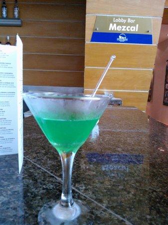 Grand Sirenis Riviera Maya Resort & Spa : Martini de Manzana