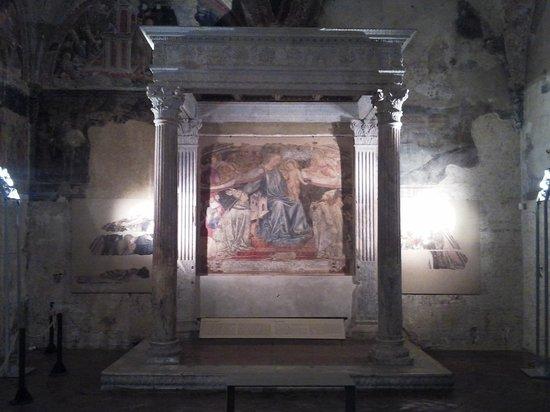 Complesso Museale Santa Maria della Scala: La sagrestia vecchia