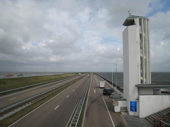 Afsluitdijk - the tower