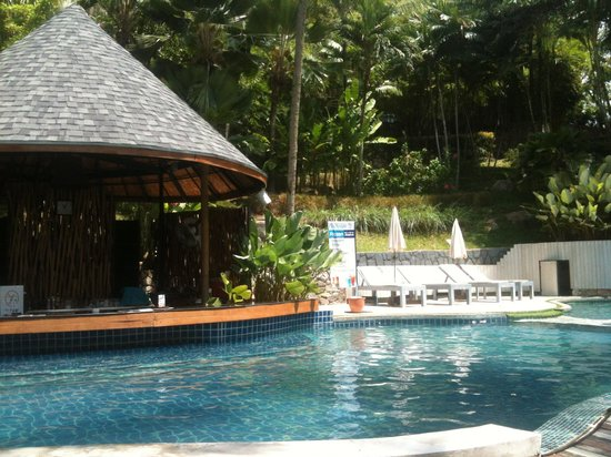 Peach Hill Hotel & Resort : Pool
