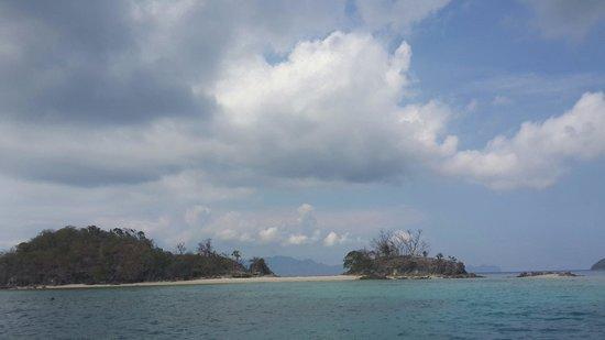 Bulog Island, Palawan, Philippines