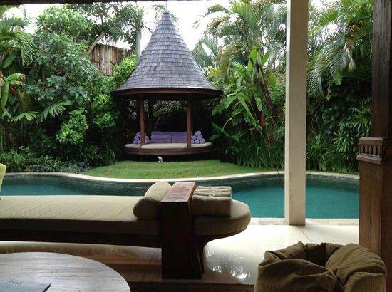 Villa Kubu Boutique Hotel & Spa: bale