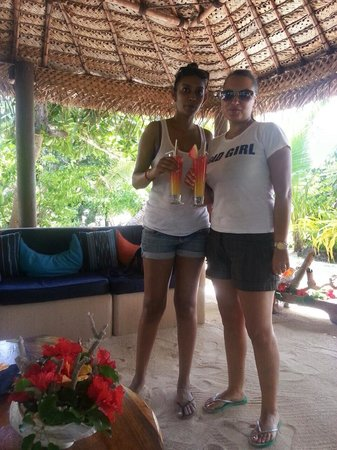 Navutu Stars Fiji Hotel & Resort: Amazing weekend