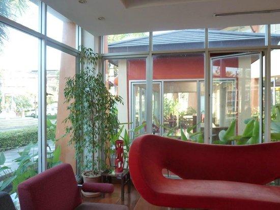 The Adventure Hotel: Lobby