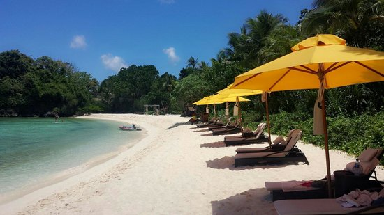 Shangri-La's Boracay Resort & Spa : just a relaxing view..missing it already.. :)