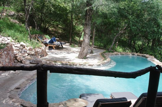 Garonga Safari Camp: Poolbereich