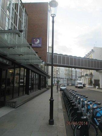 Premier Inn London Kensington (Earl's Court) Hotel: entrata albergo
