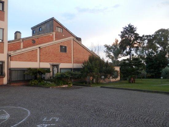 Hotel Casa Santa Rosa: Esterno