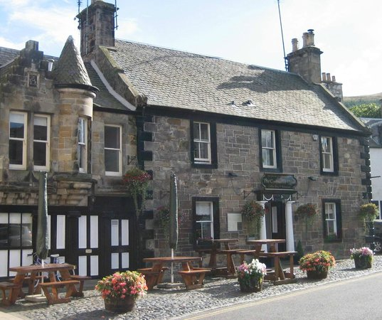 The Covenanter Hotel: A Great place to stay or stop for Lunch or dinner