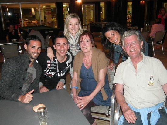 Club Marmara Dahlia: avec 4 ami(e)s avec qui nous avons fait la piste berbère un club et aussi fait pour sympatiser
