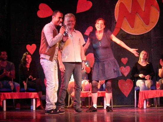 Club Marmara Dahlia: allez le ridicule ne tue pas on s'est bien amusé  l'équipe toujours aux petits soins pour nous