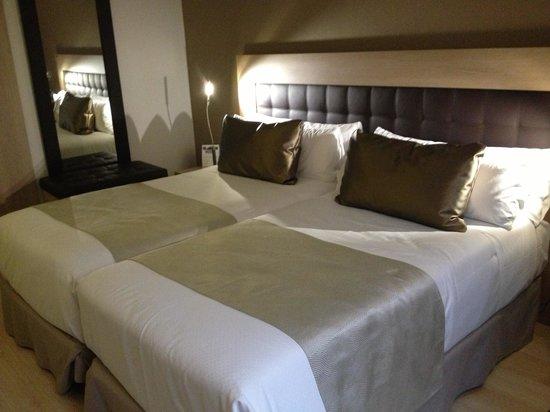 Hotel Catalonia Plaza Mayor: Bedroom