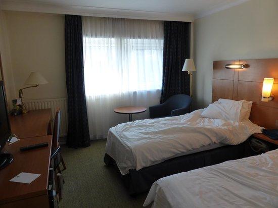 Holiday Inn London - Regent's Park : 部屋