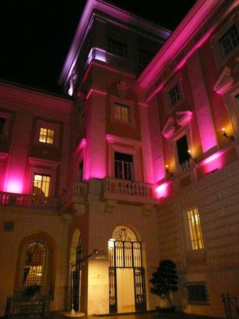 Palazzo Montemartini: Main Entrance