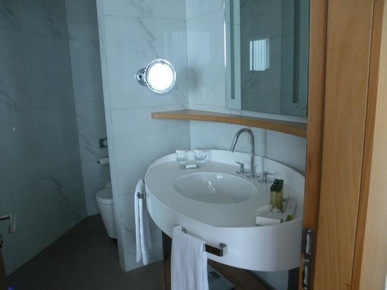 DoubleTree by Hilton Istanbul - Moda : The bathroom
