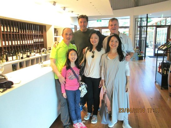 Wine Country Tours : Huntington wineries