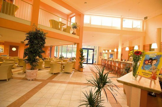 JUFA Hotel Veitsch : Lobby