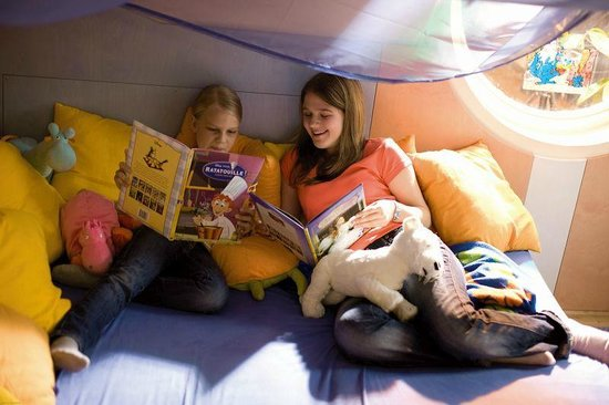 JUFA Hotel Veitsch : Playroom for kids