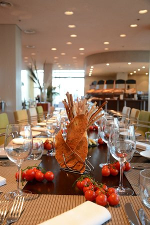 Filini: Special dinner