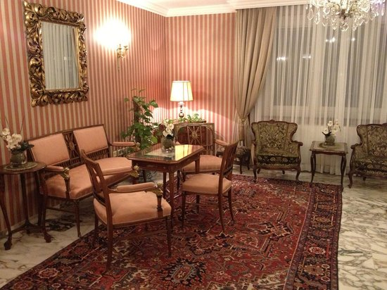 Savoy Hotel Vienna: Фойе