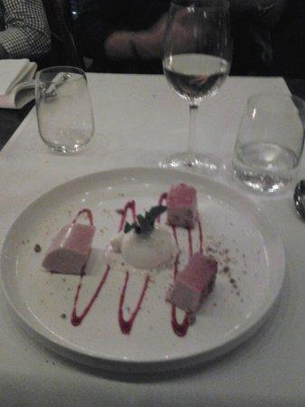 Puro : dessert