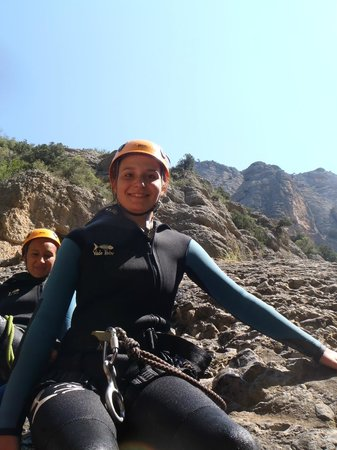 Deversud : Canyoning dans le 66