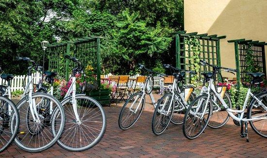 Hotel Union: Fahrräder