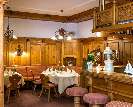 Hotel Union: Restaurant Salzwedeler Stuben