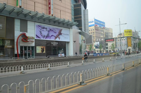 Regent Beijing: Jinyu Huton street (the mall that has a food court)