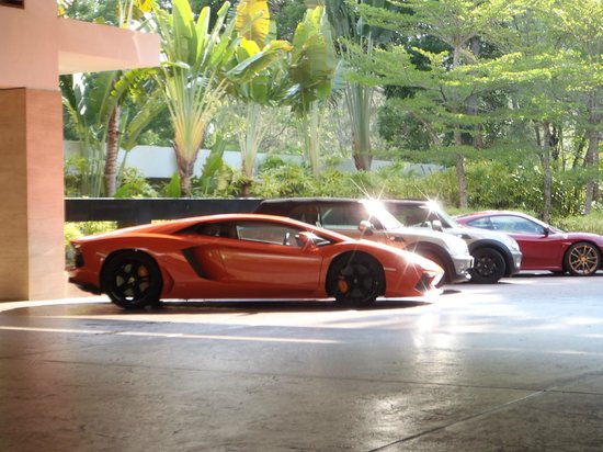 The Westin Langkawi Resort & Spa: Westin cars available for hire
