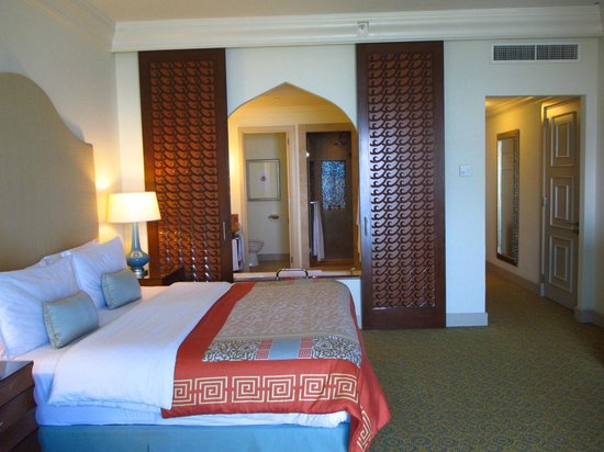 Atlantis, The Palm: Bed