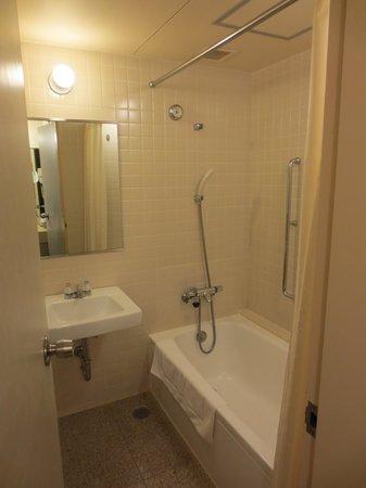 Hotel Okura Niigata: バスルーム