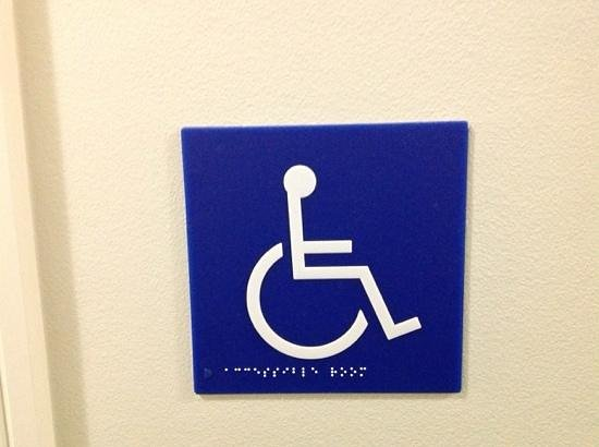 Anderledy Lodge : wheelchair accessible facilities