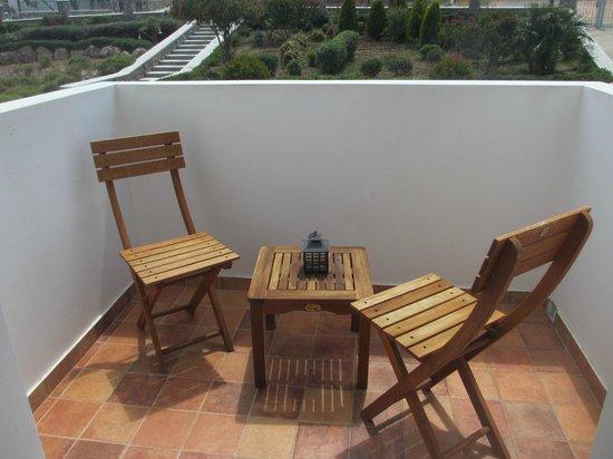 Georges Luxury Villas: bedroom balcony