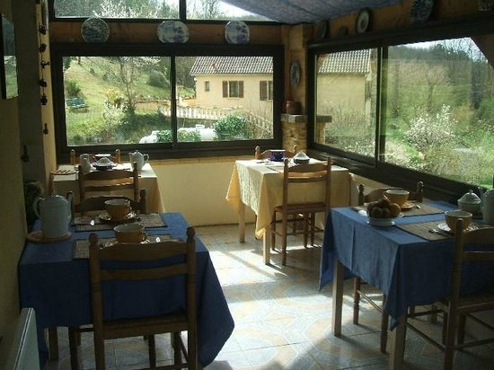 La Maison de Tari : Salle de petits déjeuners