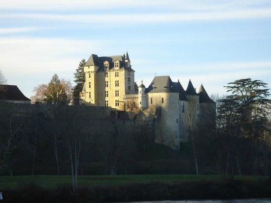 La Maison de Tari : chateau fayrac