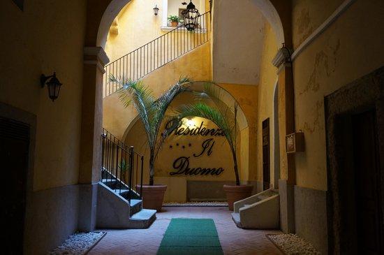 Residenza Il Duomo : ホテル入口